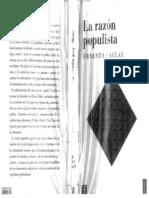 LACLAU, Ernesto, La razón populista.pdf