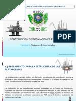 Reglamento Para Estructuras Petroleras