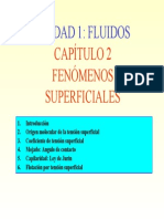 Fenomenos superficiales