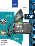 Manual Motorola Pro 3100 Esp