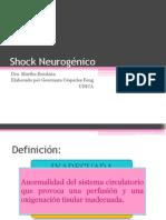 Shock Neurógeno Geormara