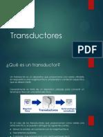 (F. de M.) Transductores