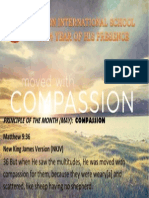 May - Compassion