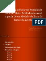 Modelo Multidimensional JGM