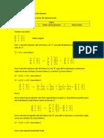 formulario matrizes