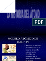 Trabajo Modelos Atómicos