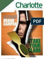 UNC Charlotte Magazine, 2Q, 2009