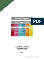 Manual de Usuario ACCON-AGLink 4 HB