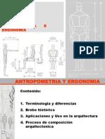 antropometria hergonometria