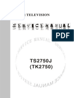 TS2750J - Similar a Chasis PX20084-2C