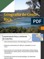 Tema 1. Geografía de Costa Rica