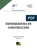 Enfierradura en Construcción
