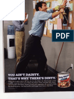 Dinty Stew Advertisement in Entertainment Weekly