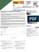 Aborda Guajardo Avances de Compromisos de Inversión Con Empresarios Franceses