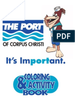 Port Coloring Book