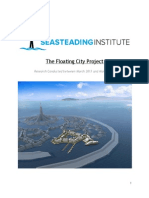 Floating City Project Report