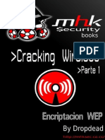 Wireless Cracking-Parte 1- Encriptación Wep by Dr0pD3aD