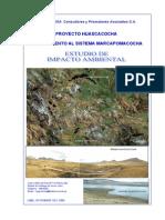 EIA Proyecto Huascacocha