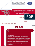 Exposé Management de Production(1)