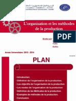 Exposé Management de Production(1)