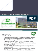 Pakistan OilFields Limited