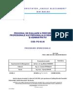 Procedura Operationala Po 0606 Ed 2