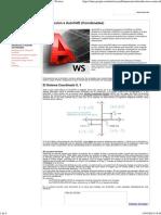 Introduccion a AutoCAD (Coordenadas)