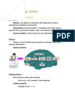psychology notes