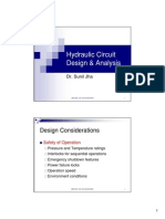 Hydraulic Circuit Design