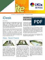 3D Modelling IKix