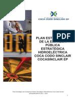 Plan Estrategico de Cocasinclair