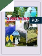 Secuencia Clase Virtual-De Paseo Por Colombia.