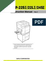 DP22s 24s II Instruction