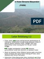 Pertanian Hutan Bersama Masyarakat