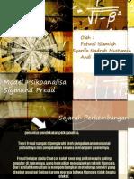 Model Psikoanalisa Sigmund Freud