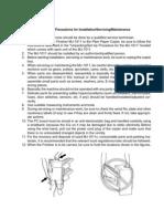 MJ-1011 Service Manual Ver1