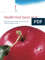 Dole Brochure Health Bears Fruit