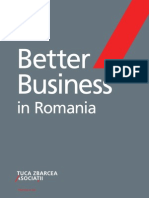Better Business in Romania Tuca Zbarcea Asociatii