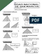 Geometría 11 Areas de Regiones Planas