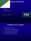 Gas Turbine Training 1