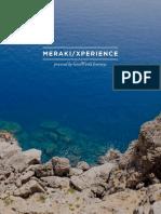 Meraki Program Overview