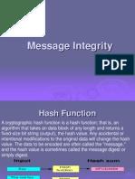 hash vs MAC