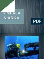 Kimpalan Arka
