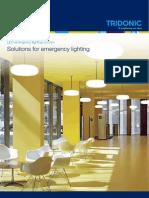 Emergency Lighting Overview En
