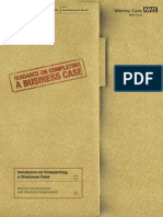 Business Case Guidance