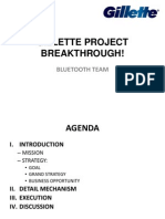 Gillette Project Breakthrough!