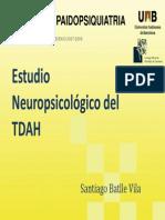 13.Estudio Neuropsicologico Del TDAH