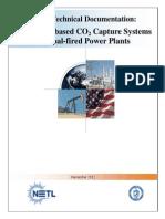 IECM Membrane Tech Report September 2012