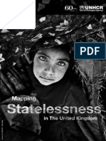 Mapping Statelessness Report