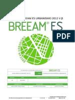 Breeam Es Manual